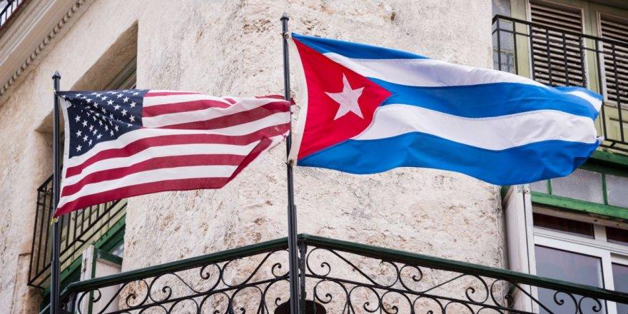 Küba, yeniden ABD'nin teröre destek veren ülkeler listesinde