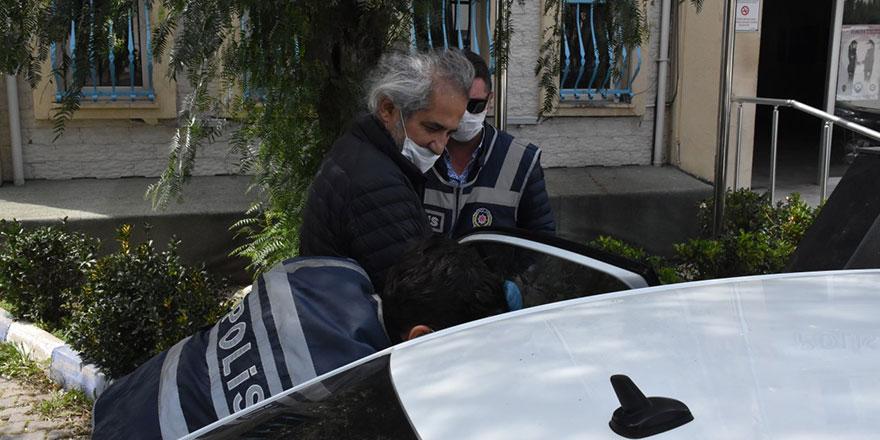 Kur'an ayetleri ile dalga geçen gazeteci gözaltında