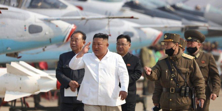Kuzey Kore koronavirüsle mücadelede sert önlemlere gidiyor
