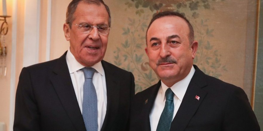 Lavrov: Türkiye müttefikimiz değil çok yakın bir partnerimiz
