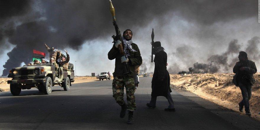 Libya İçişleri Bakanı: Rus Wagner, kimyasal sinir gazı kullandı