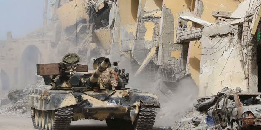 Libya ile yapılan mutabakat Meclis Dışişleri Komisyonu'nda kabul edildi