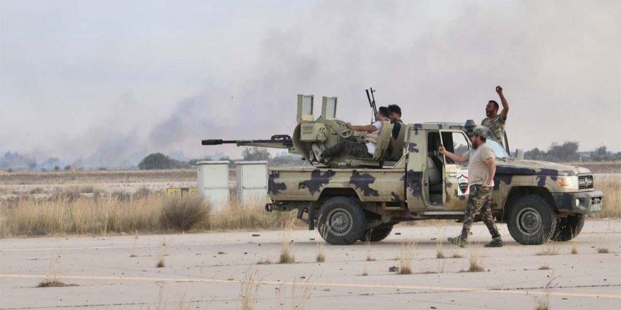 Libya ordusu, Sirte'de kontrolü sağladı