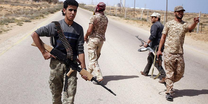 Libya'da Hafter, bir askeri noktayı daha kaybetti