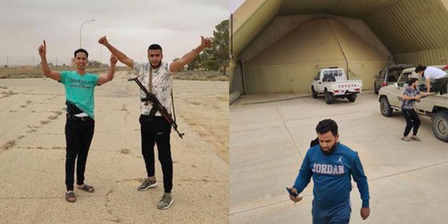 Libya'da Hafter güçlerinin kontrolündeki kritik üs ele geçirildi!
