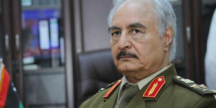 Libya'da Hafter, ramazan ayı boyunca tek taraflı ateşkes ilan etti