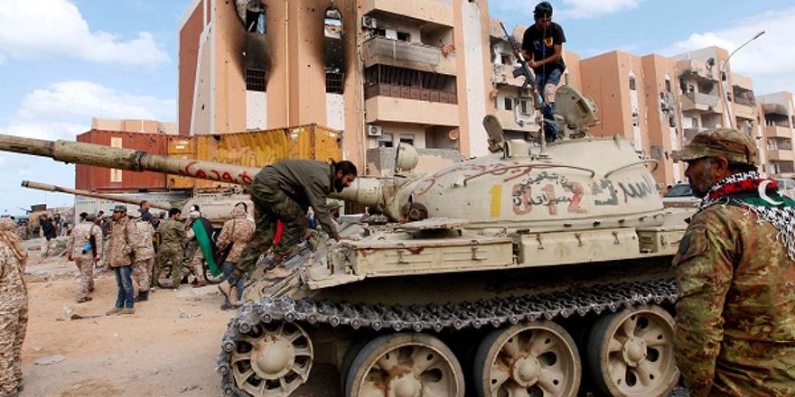 Libya'da ilginç savaş ekonomisi
