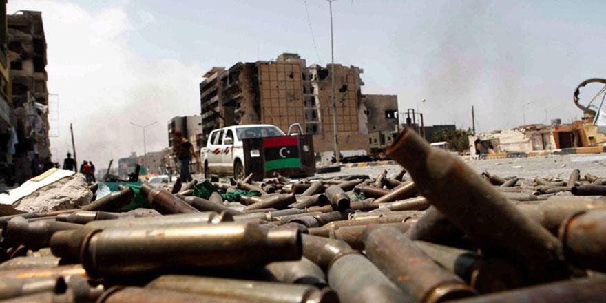 Libya'da Ulusal Mutabakat Hükümeti ile Ulusal Ordu arasında varılan ateşkes yürürlüğe girdi