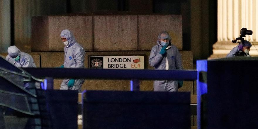 Londra'da Borough Market bölgesinde patlama olduğu iddia ediliyor