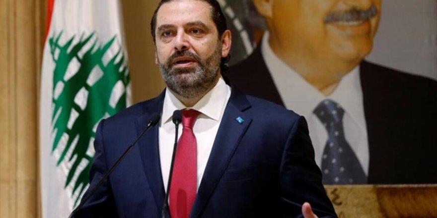 Lübnan eski Başbakanı Hariri'den iç savaş uyarısı