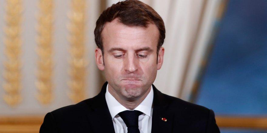 Macron: Ermenistan'ın yanındayız