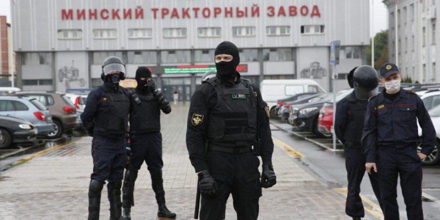 Maria Kalesnikava, Ukrayna sınırında gözaltına alındı iddiası