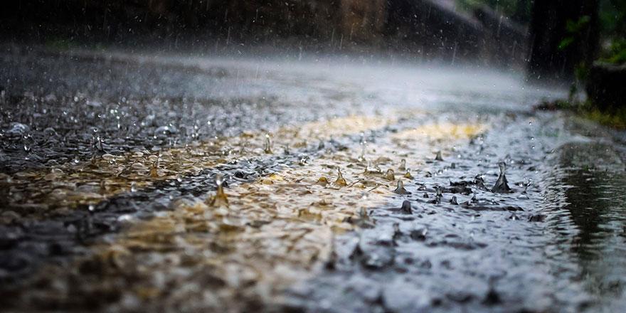 Marmara içi etkili sağanak yağış uyarısı yapıldı
