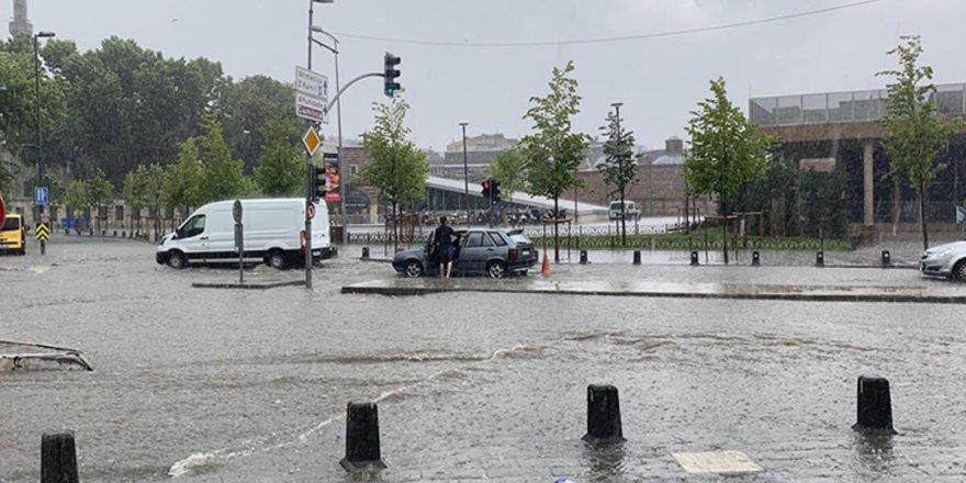 Marmara'ya kuvvetli sağanak uyarısı
