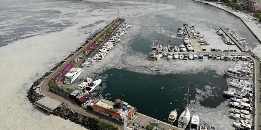 Marmara'yı kirleten işletmelere para ve kapatma cezası!