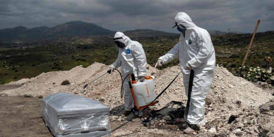 Meksika'da ölüm belgeleri tükendi