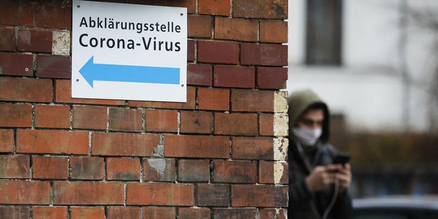 Merkel koronavirüs gerçeğini itiraf etti