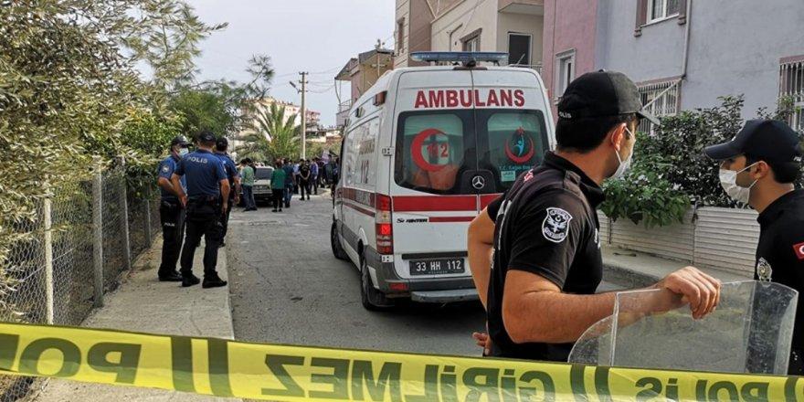 Mersin'de aile katliamı: 4 ölü