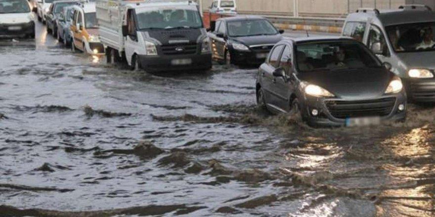 Meteoroloji Genel Müdürlüğü'nden Güneydoğu için sel uyarısı