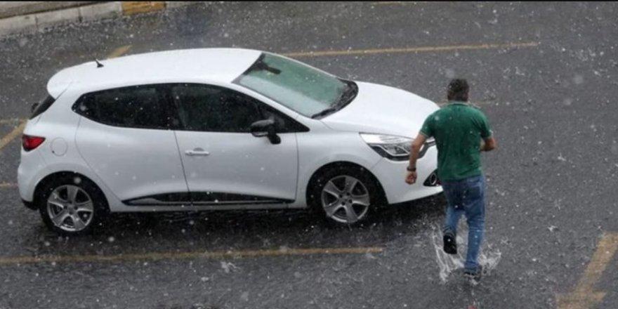 Meteoroloji uyardı: Sağanak yağışlar devam edecek