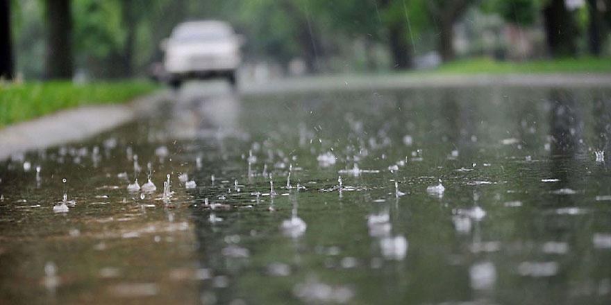 Meteoroloji'den 5 bölge için sağanak yağmur uyarısı geldi!