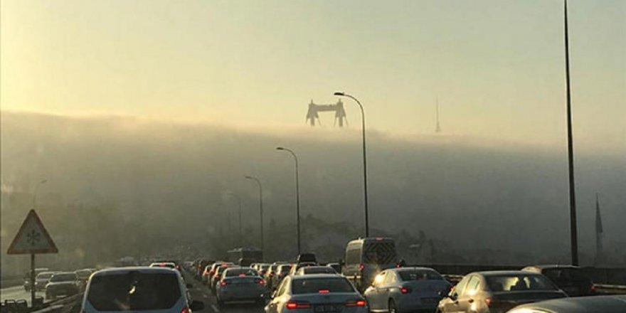 Meteoroloji'den İstanbul için sarı alarm
