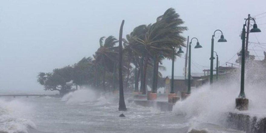 Meteoroloji'den önemli uyarı! 88 kilometreye ulaşacak