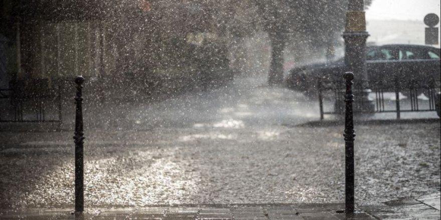 Meteoroloji'den uyarı: Türkiye'nin tamamı sağanak yağışlı!