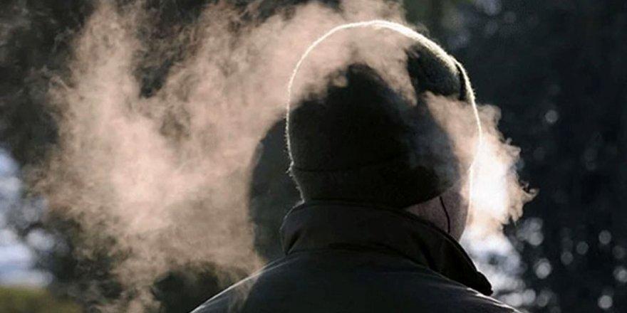 Meteoroloji'denuyarıgeldi! Kar soğukları geliyor