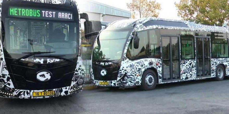 Metrobüs, troleybüs mü oluyor?