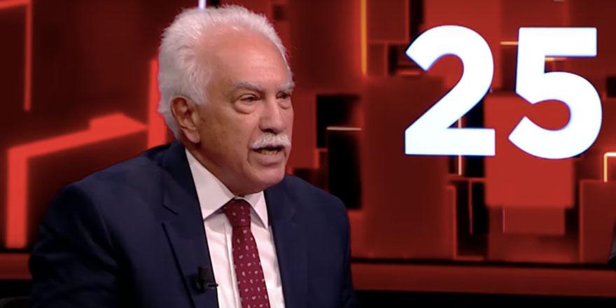 MHP'den, partinin başına geçebileceğini söyleyen Perinçek'e yanıt