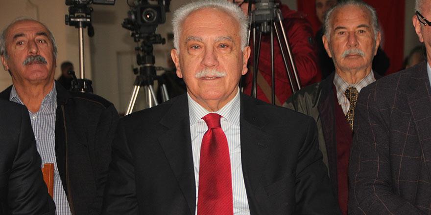 MHP'den Perinçek için ağır ifadeler