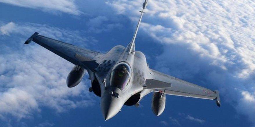 Mısır 30 Rafale savaş uçağı almak için sözleşme imzaladı