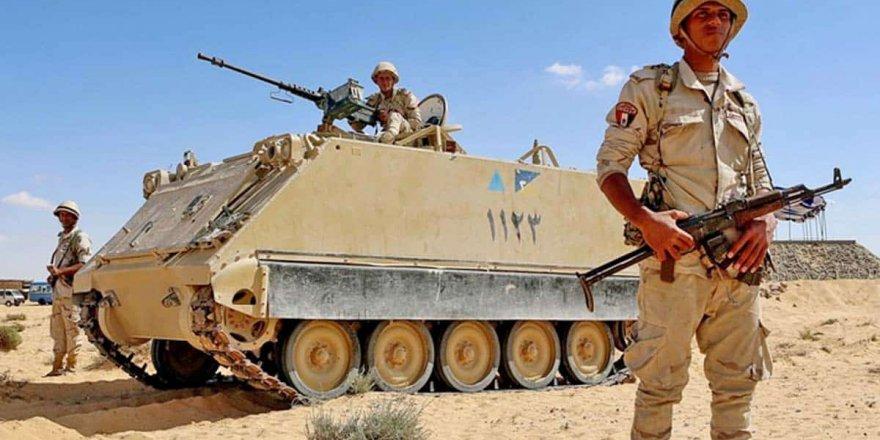 Mısır, Suriye'ye asker gönderdi