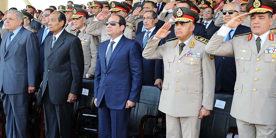 Mısırlı general koronavirüsten öldü