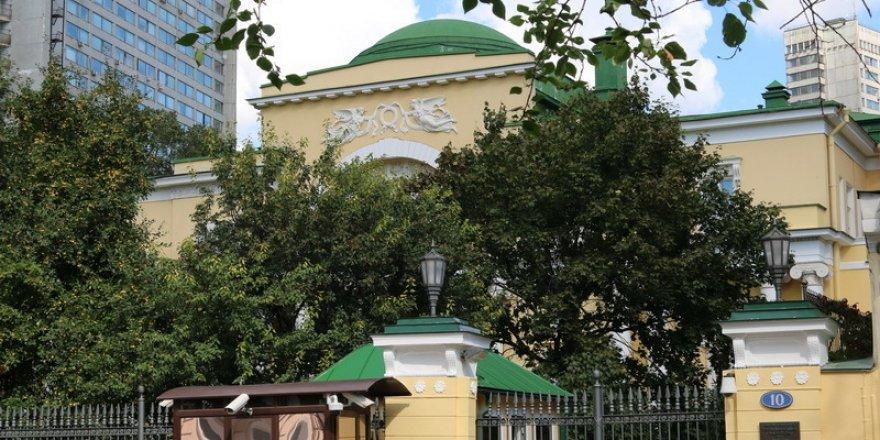 Moskova'da ABD Büyükelçisi'nin konutunda güvenlik krizi