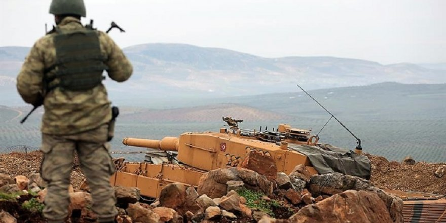 MSB: 2 PKK'lı gözaltına alındı