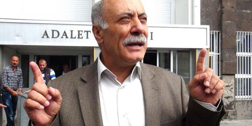 Müebbet ile yargılanan yazar Mahmut Alınak ilk duruşmada tahliye edildi