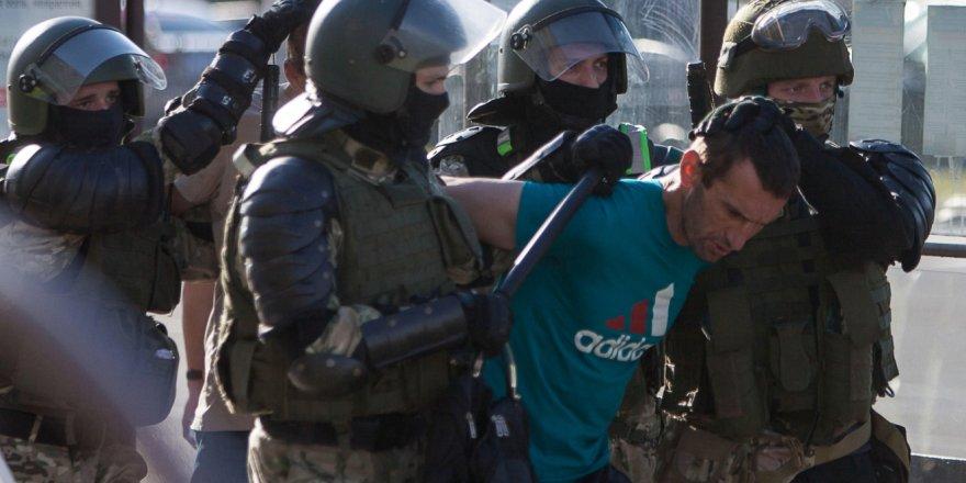 Muhalif lider Kolesnikova, maskeli kişiler tarafından kaçırıldı