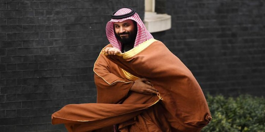 Muhammed bin Salman kendini reformcu olarak sunmak istiyor