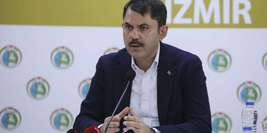 Murat Kurum: Orta hasarlı binalara ilişkin güçlendirme yapmak zorundayız