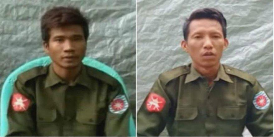 Myanmarlı askerler soykırımı itiraf etti