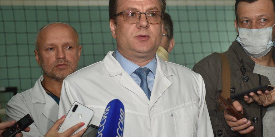 Navalni olayının inkarcı doktoru sağlık bakanı oldu