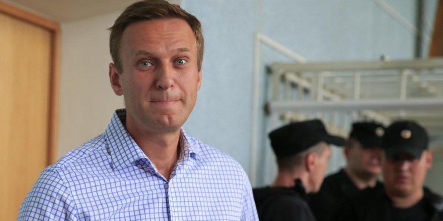 Navalnıy taburcu edildi