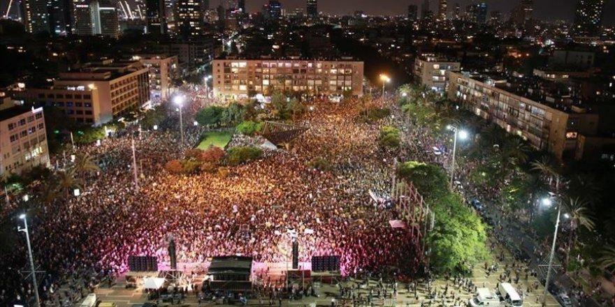 Netanyahu protestolarına kısıtlama getirildi