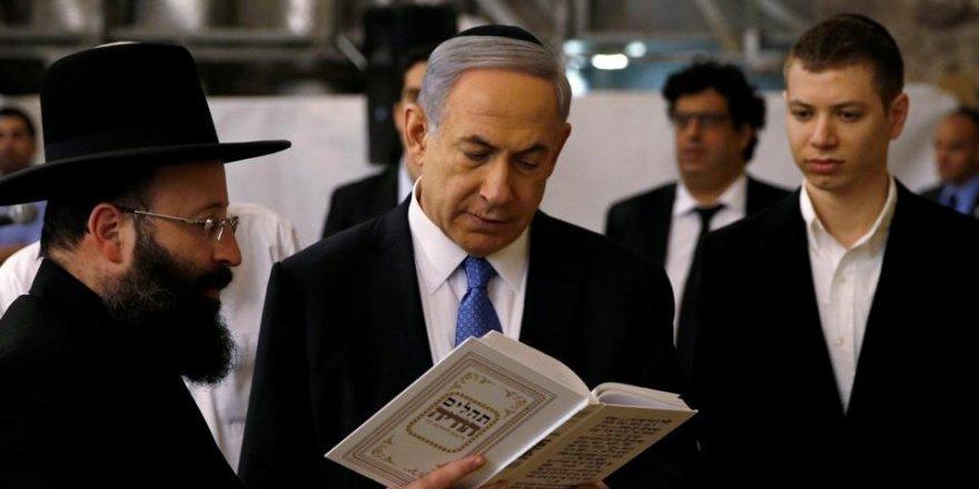 Netanyahu'nun oğlundan skandal paylaşım