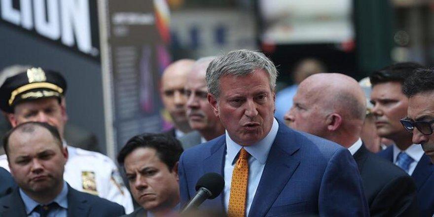 New York Belediye Başkanı: Polise ayrılan bütçede kesinti yapılacak