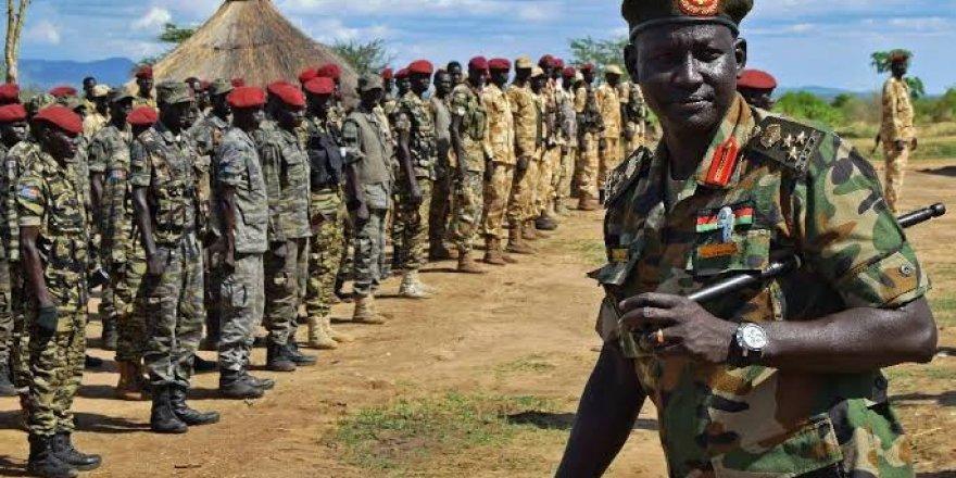 Nijer'de ordu 70 sivili öldürmekle suçlanıyor