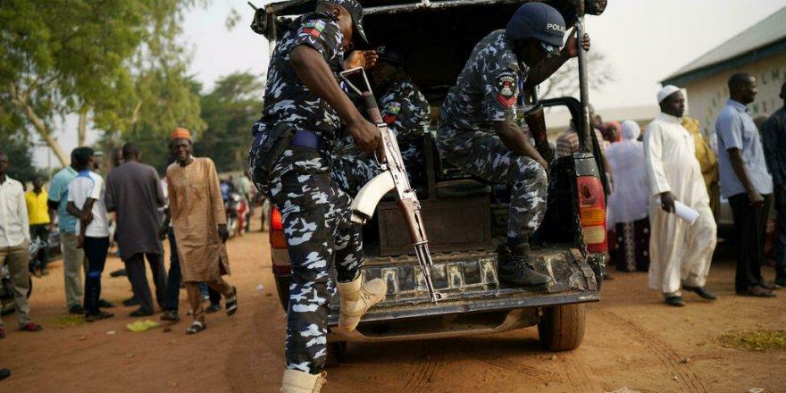 Nijerya'da 240 mahkûm cezaevinden firar etti