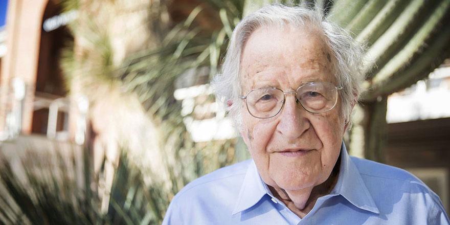 Noam Chomsky: İnsanlık tarihinin en tehlikeli noktasındayız